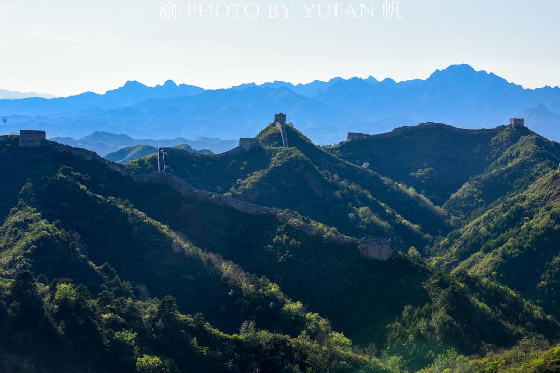 中国最美的长城并不是八达岭,这里景美人少堪称摄影者的天堂