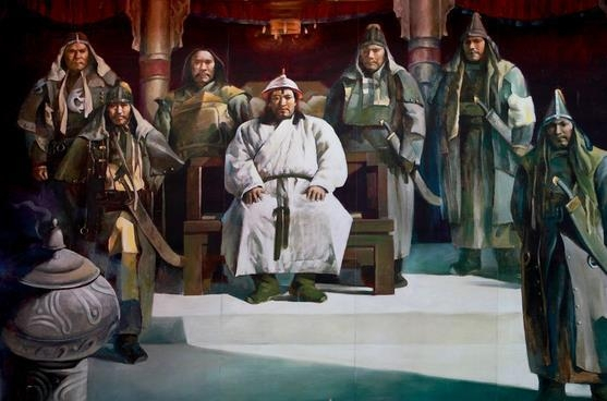 蒙古人控制的元朝不重科举,文人地位仅比乞丐高,靠什么方式选官