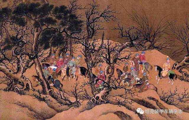 文明与野蛮之争:谈古代军事(上)