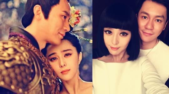 娛樂圈稅務地震!李晨摘掉婚戒,李晨與范冰冰真的是分手了嗎?圖片