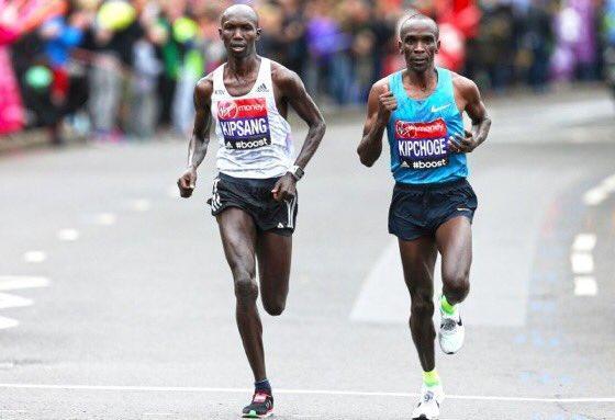 基普乔格可谓马拉松界的博尔特 33岁破世界纪录他还正值巅峰年龄
