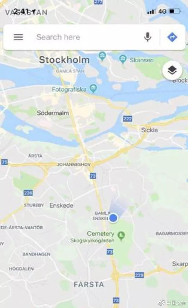 """瑞典仍在调查""""中国游客遭粗暴对待""""事件 游客已回国"""