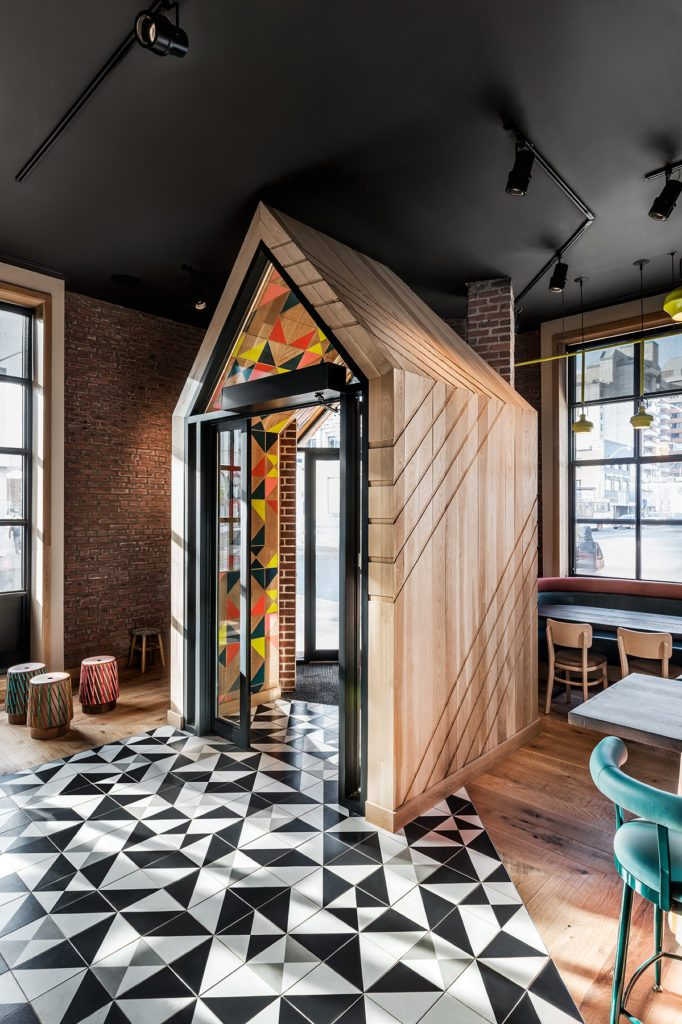 餐饮店装修常见设计事项 营造舒适温馨的用餐环境