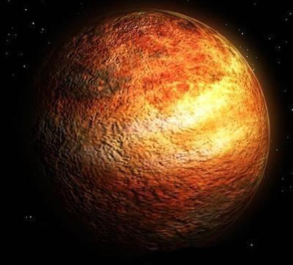 科学家找到宇宙中最热的行星,温度是金星的10倍,达4000