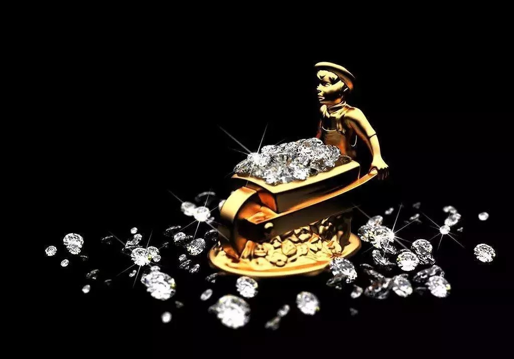 化学知识 || 黄金和钻石哪个更稀有?今天从科学角度告诉你答案