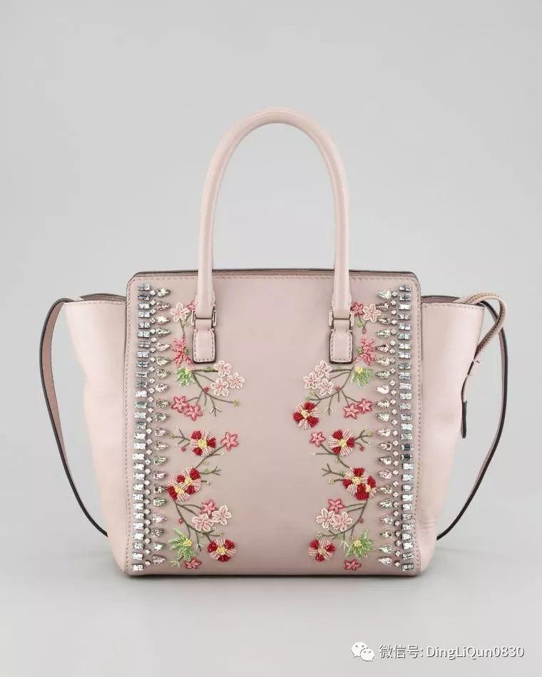 一些漂亮的刺绣包包作品欣赏