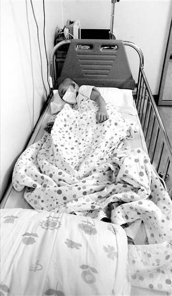 """""""熊猫血""""女童患病 12名志愿者伸援手"""