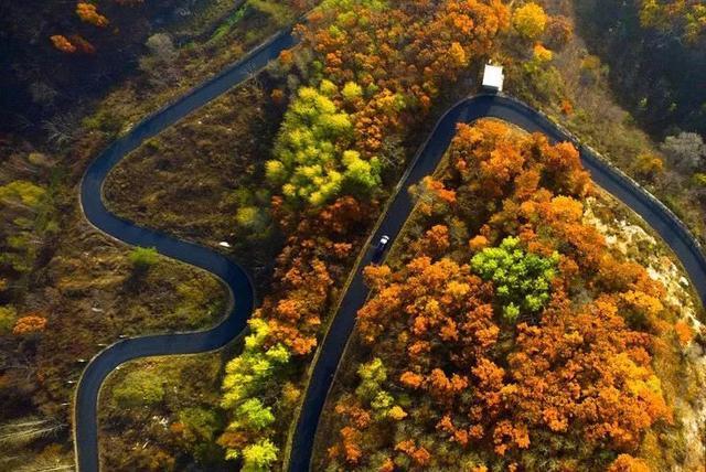 北京周边最美秋天已上线,周末秋游首选目的地,有没有想去的地方