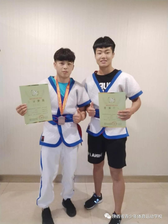 【赛事速递】陕西省青少年体校运动员在2018年全