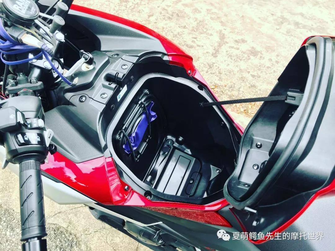 """""""汽车般实用""""的摩托车2018款本田NC750XDCT试驾_陕西福彩快乐十"""