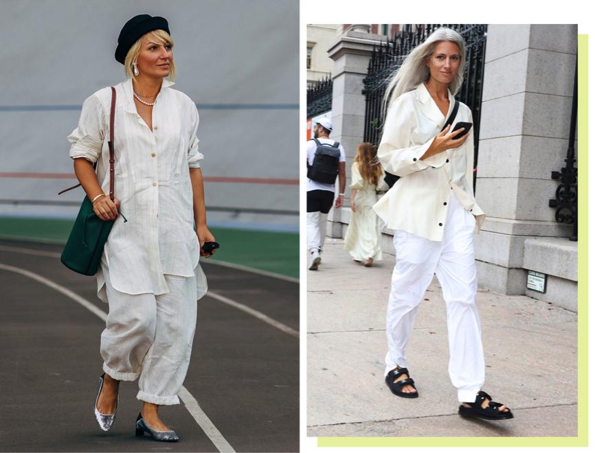 金秋时尚,白色百搭到底该怎么搭?