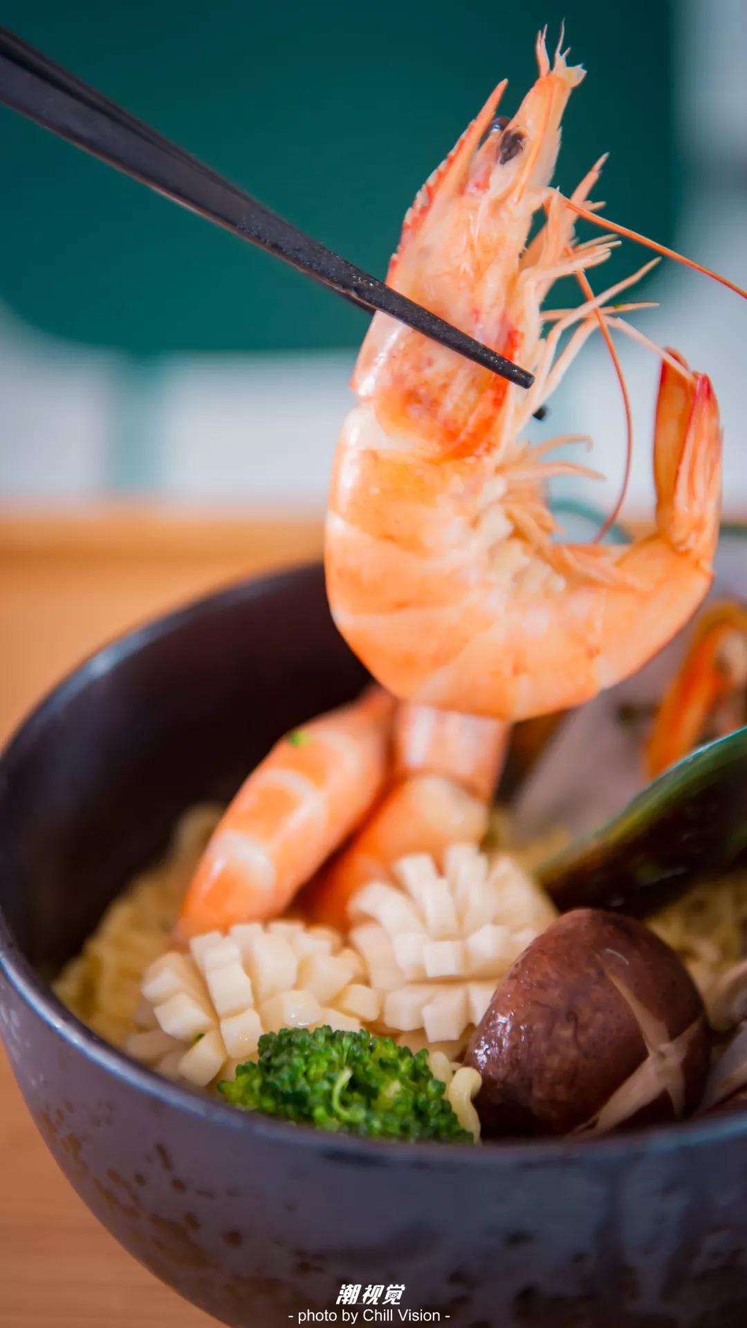 强势攻占味蕾 鲜虾,青口和墨鱼花都极其加分  4 福袋 亲亲肠 鱼豆腐 9图片