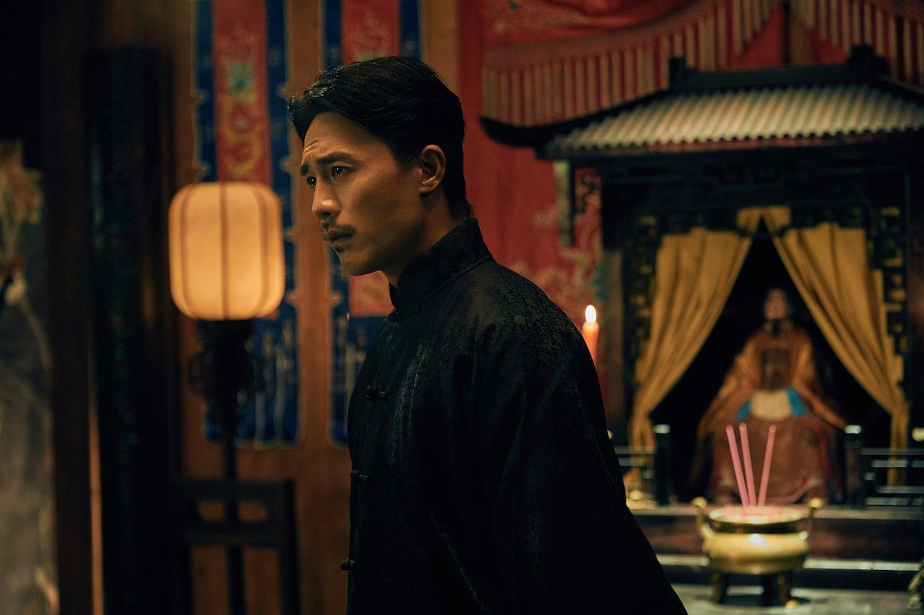 """杜淳《我就是演员》展层次感    """"京片子""""演绎江湖气"""