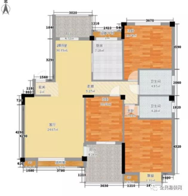 房屋设计图纸怎么画