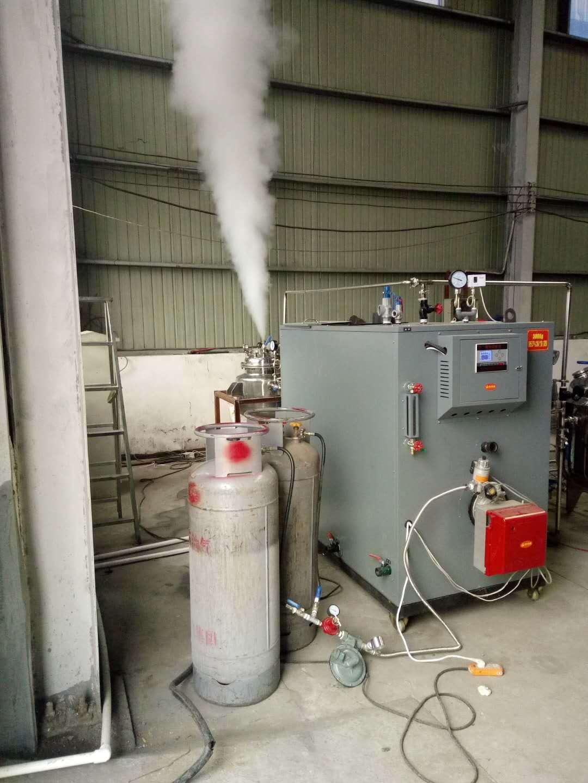 蒸汽锅炉发电原理图