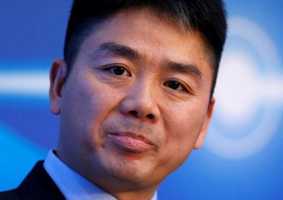 刘强东将缺席上海世界人工智能大会