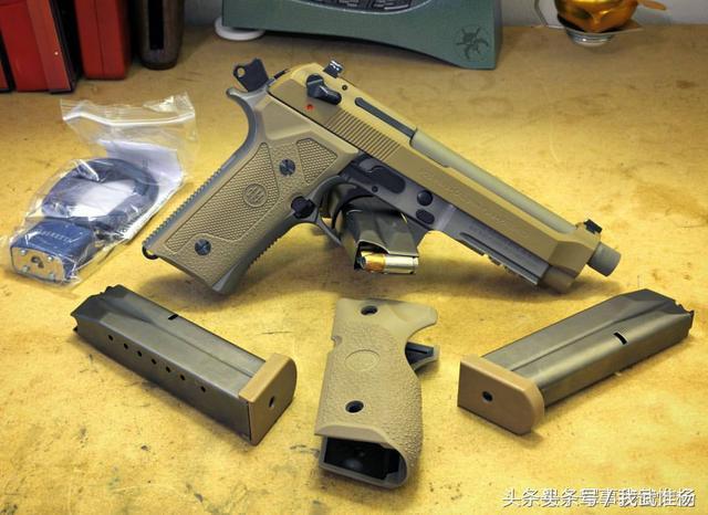人肉�y���c!LH9k�9�m9�b_惨遭美国陆军否决的手枪 伯莱塔m9a3手枪