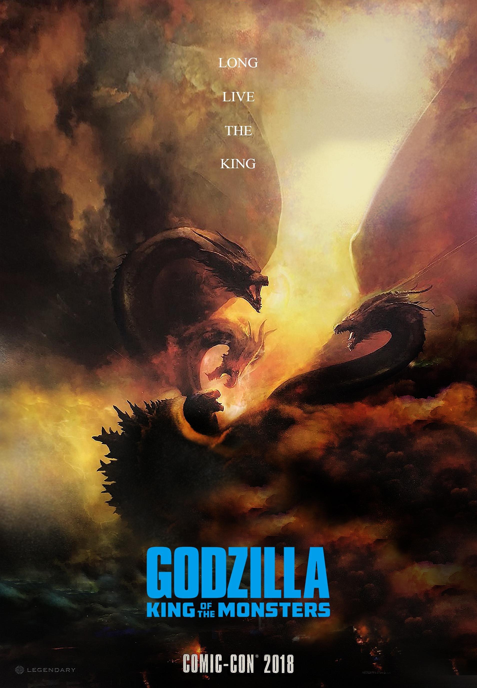 《哥斯拉2》被定PG-13级 含少量暴力破坏场面
