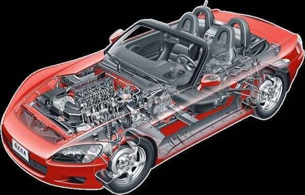 2, 起动电路是由起动机,起动继电器,起动开关及起动保护电路组成的图片