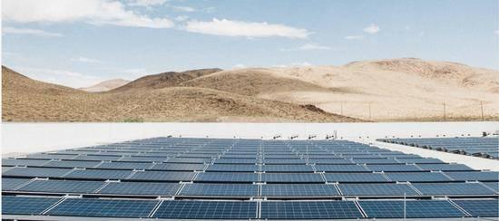 苹果新总部屋顶太阳能阵列系最大的太阳能阵列之一 装机量达17MW