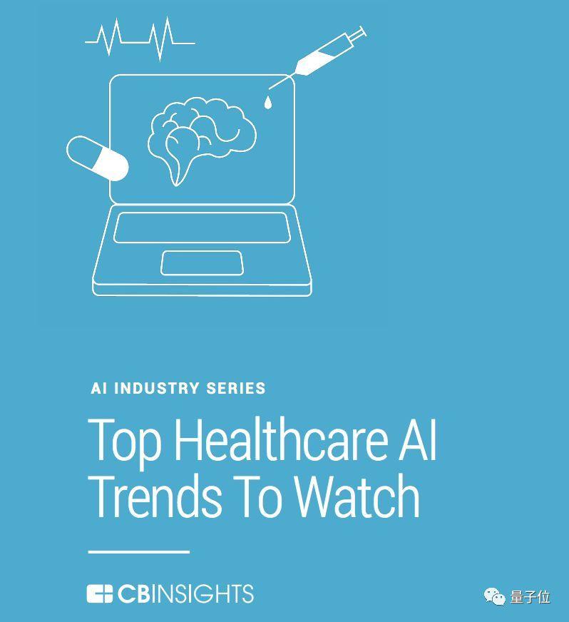 中国成全球第二AI医疗交易国,上半年AI制药融资数等于去年全年 | 报告