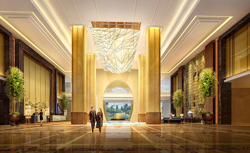 遂宁酒店设计大堂设计要求解读