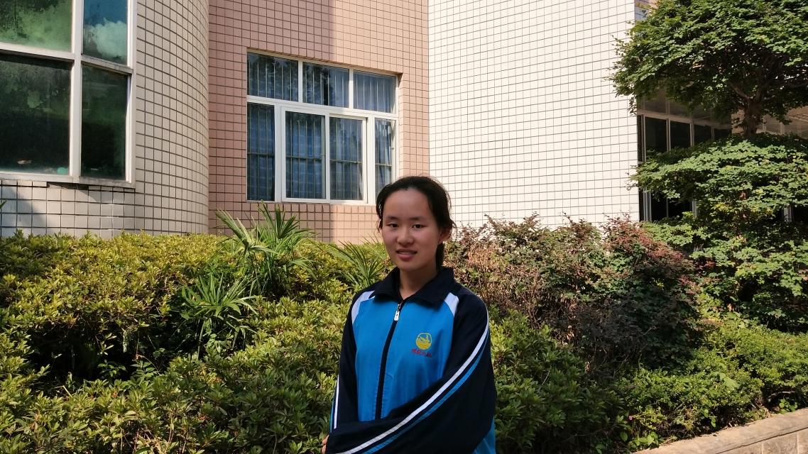 周凤仪,罗心蓓(十堰郧阳高中)《高中生生活写作与阅读》的中学我上学习图片