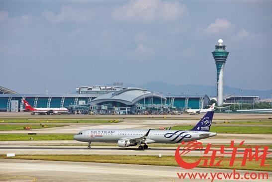 白云机场计划将新开国际航线28条 新增通航点19个