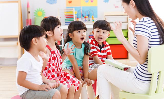 這三類孩子幼兒園老師最喜歡,能得到更多關注!寶媽就偷著樂吧