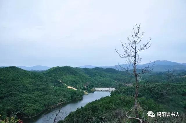 妙艳文谭 | 普宁山中转悠记