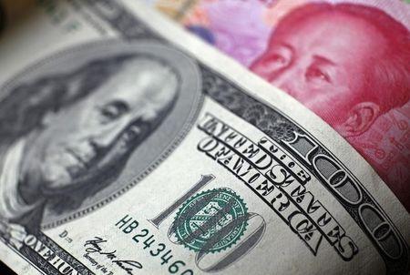 外汇亚盘:美元指数期货在逾1个月半月低点徘徊