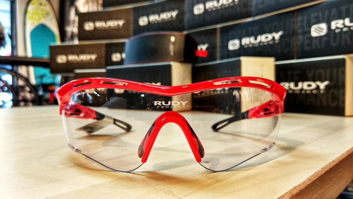 Rudy Project TRALYX 全能型运动眼镜测评
