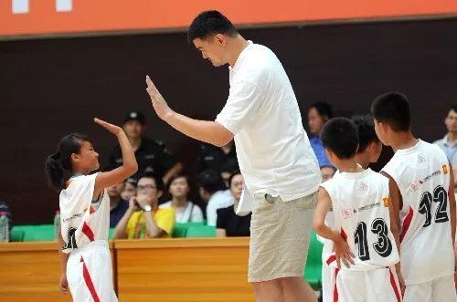 姚明:让少儿篮球回归本质