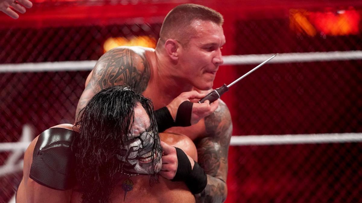 WWE惊魂一夜 四名一线巨星受伤,兰迪 奥顿伤情惨不忍睹