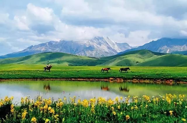 离西藏最近的藏地天堂 这里能满足每个人对藏地的所有想象