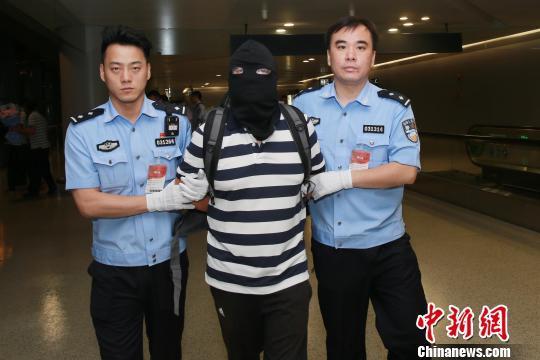 """""""掌悦理财""""平台实际控制人王某被上海警方抓捕归案"""