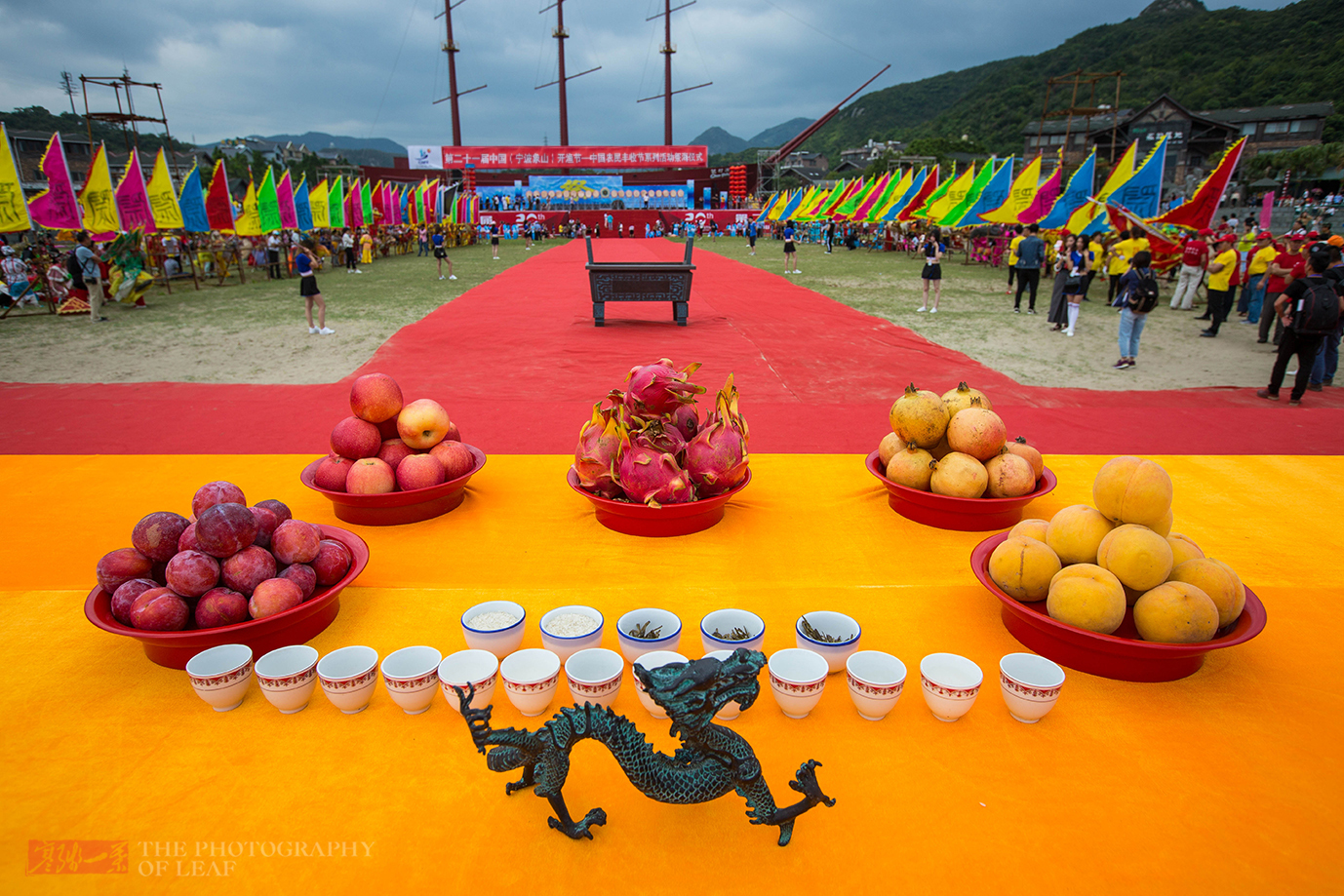 浙江象山开渔节,再现象山渔民古老而神圣的典礼,很多人没见过