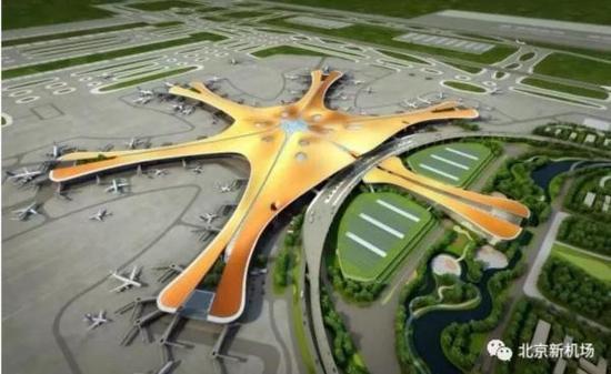 北京新机场名称确定为