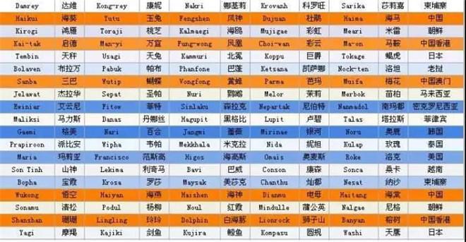 最 的名字_中国人最爱起什么名字