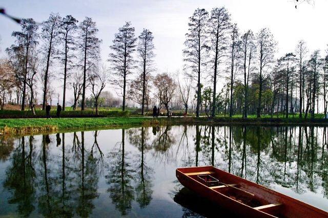 當你準備遊遍全世界 請別忘了來世界的東湖!