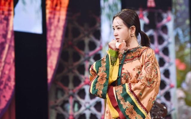 杨蓉千年女二火不起来,大胆参加《我就是演员》,被骂狗血淋头?