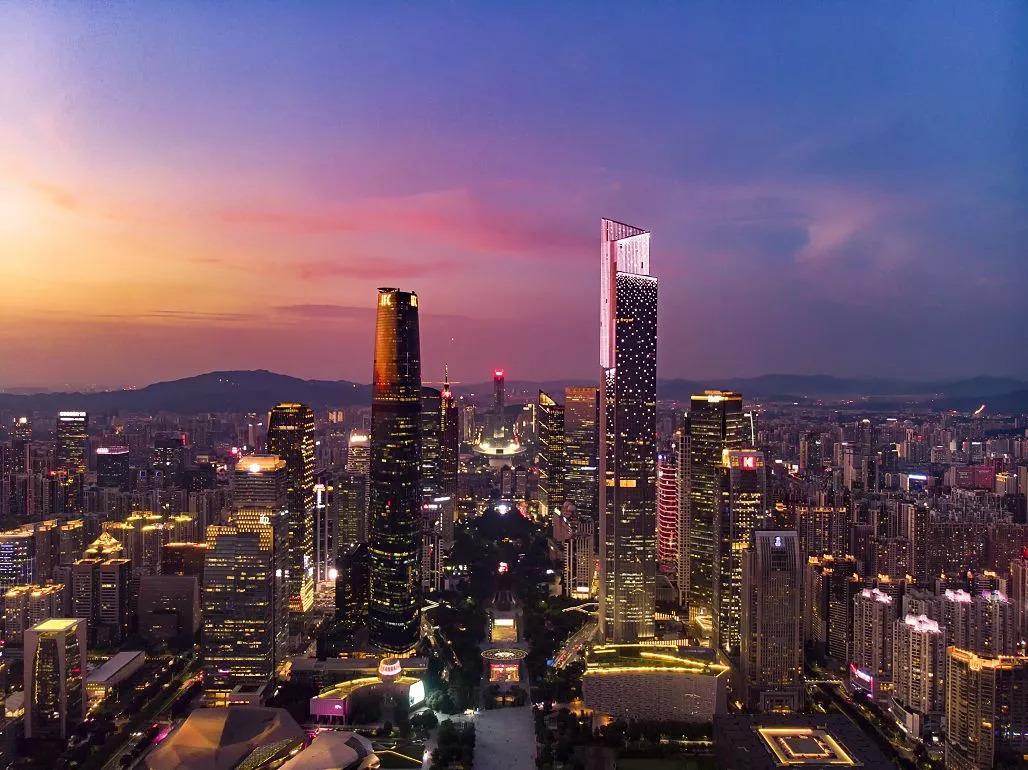 随着高德置地广场,花城汇,太阳新天地,天汇igc,广州k11陆续落成使用