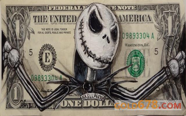 美元好日子面临到头,黄金希望特朗普贸易战玩过头