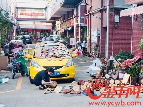 芳村茶葉市場:清理工作接近尾聲 部分店鋪已恢復營業