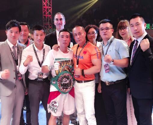 伦敦奥运会主题 向静夺得WBC世界银腰带 继熊朝忠裘晓君后第三人