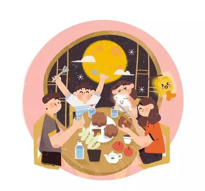 趣味中秋丨欢乐博饼会×趣味猜灯谜×亲子灯笼diy等你图片