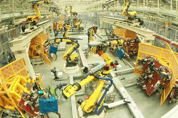 【龙泉资讯】从01亿元到9268亿元工业增加值增长了8792倍!跨越40