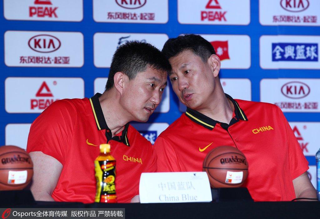 广州恒大中超赛程 曝杜锋已无缘男篮主帅将返广东执教 李楠正在述职中