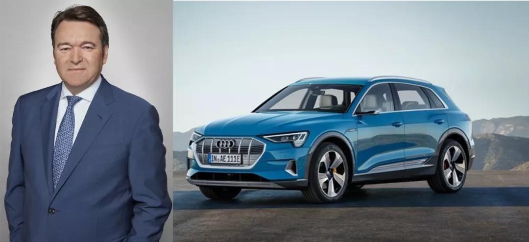 奥迪首款纯电动SUV发布,续航超400公里,号称世界充电最快