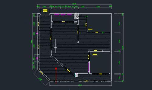 cad怎么绘制地面铺设图纸? 这有地面铺装图步骤图文教程!